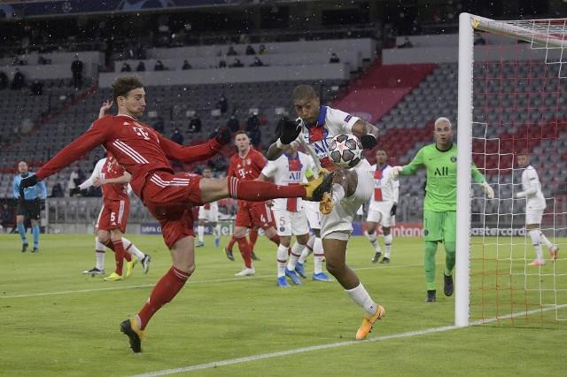 W pierwszym meczu Bayern Monachium przegrał z PSG 2:3