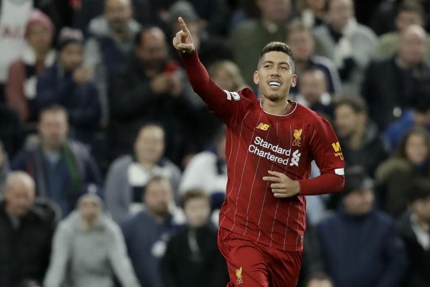 Liverpool wygrywa w hicie z Tottenhamem. Czy jeszcze kiedyśprzegra?