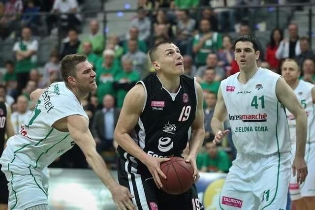 Dziś drugi mecz słupskich koszykarzy w Zielonej Górze.