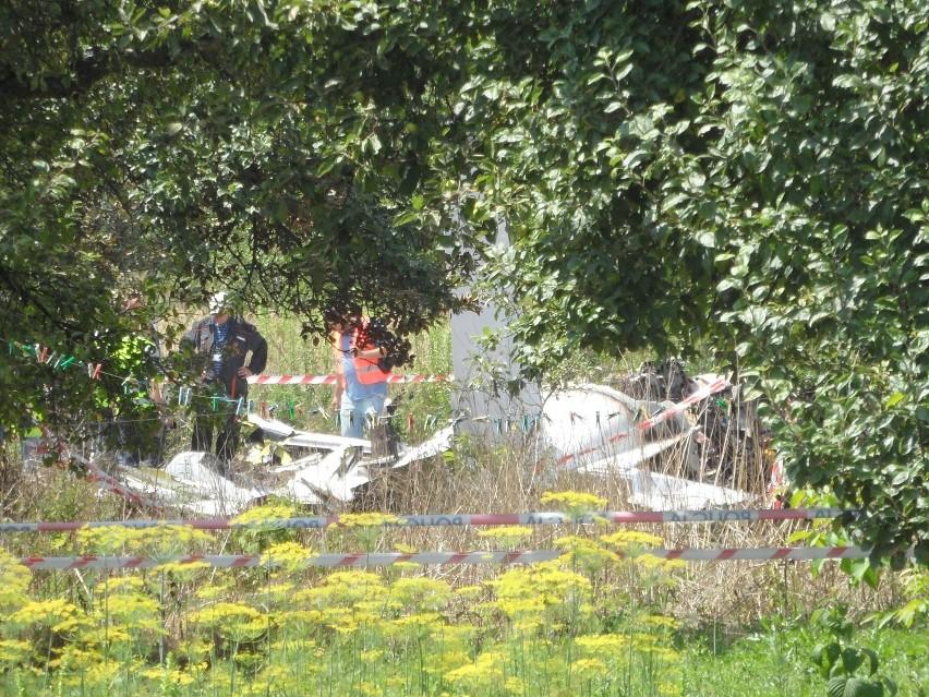 W katastrofie lotniczej w Topolowie zginęło 11 osób, a jedna została ciężko ranna