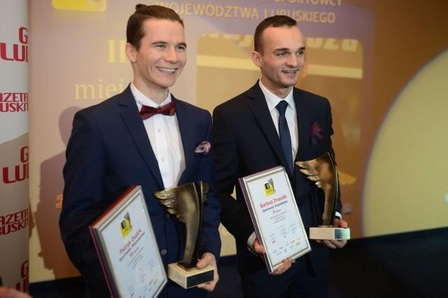 Patryk Dudek i Bartosz Zmarzlik