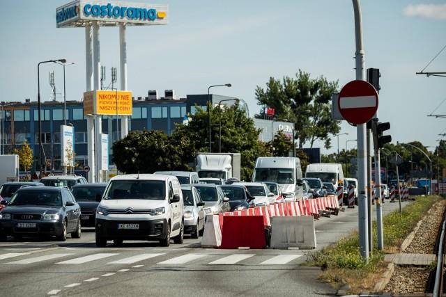 Na rozmaite utrudnienia drogowe w rejonie ul. Fordońskiej i Kazimierza Wielkiego kierowcy muszą być przygotowani przez najbliższe kilkanaście miesięcy.