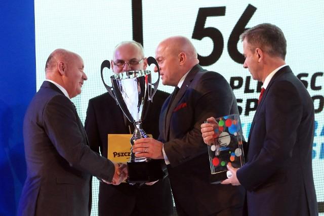 Nagrodę za zwycięstwo w plebiscycie, w imieniu Pawła Fajdka, odebrał Konrad Firek, prezes Agrosu Zamość