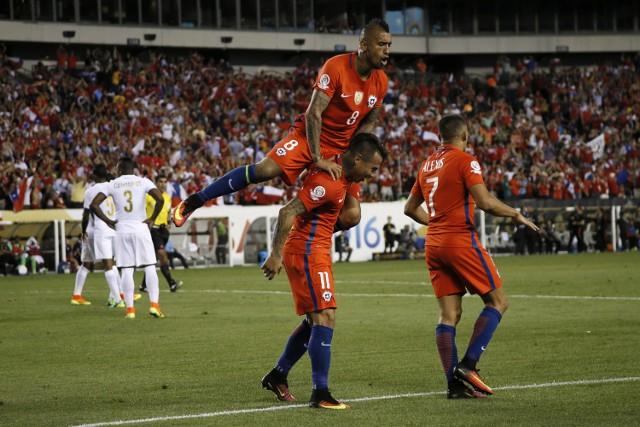Chile - Panama 4:2