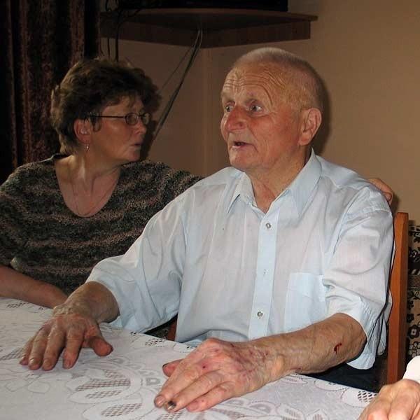 Znaleźliśmy! Oto Franciszek Szurek, jedyny żyjący w tym rejonie prawnuk Wawrzyńca Wątroby.