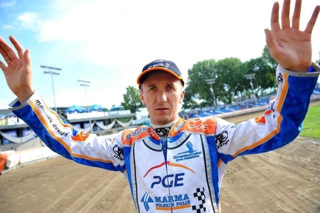 PGE Marma Rzeszów - Unibax Toruń 50:40PGE Marma Rzeszów wygrała z Unibaxem Toruń 50:40. Świetnie pojechał Nicki Pedersen, który wywalczył komplet punktów.