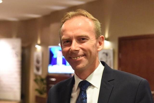 Piotr Barczak, przewodniczący rady miasta