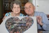 Miłość trwała jak kamień. Pani Anna i pan Stanisław są małżeństwem już 70 lat!