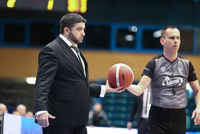 Trener Oliver Vidin opuszcza Śląsk Wrocław. Od nowego sezonu będzie trenerem klubu Enea Zastal BC Zielona Góra