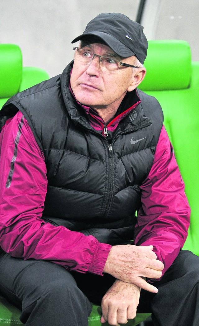 Orest Lenczyk, trener Zagłębia