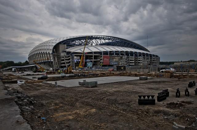 Kto zarobił, a kto stracił na budowie stadionu?