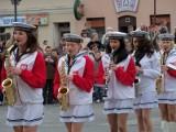 Międzynarodowa parada orkiestr dętych w Białej