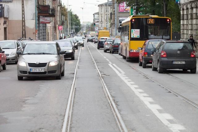Kilińskiego ma być jednokierunkowa między ulicą Tuwima a aleją Piłsudskiego