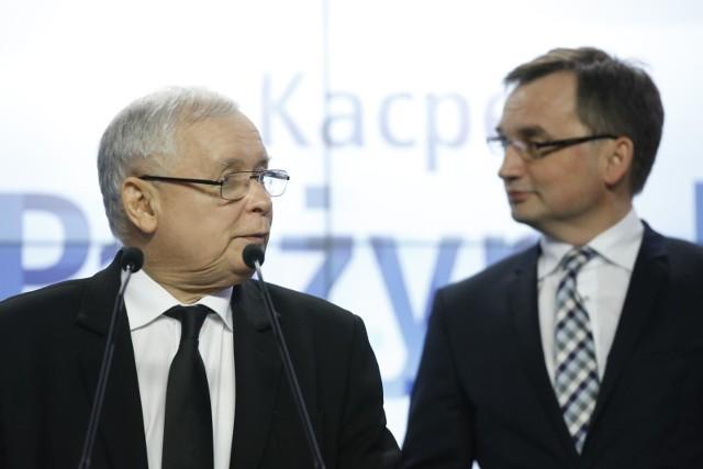 Nocne spotkanie Kaczyńskiego i Ziobry. Waży się przyszłość Zjednoczonej Prawicy
