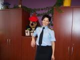 Jestem dumna, że pracuję w straży