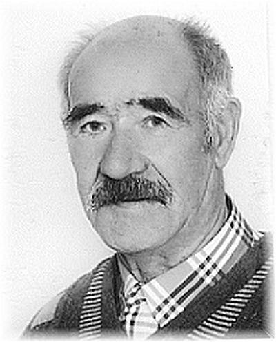 Franciszek Wyźliński - lat 72