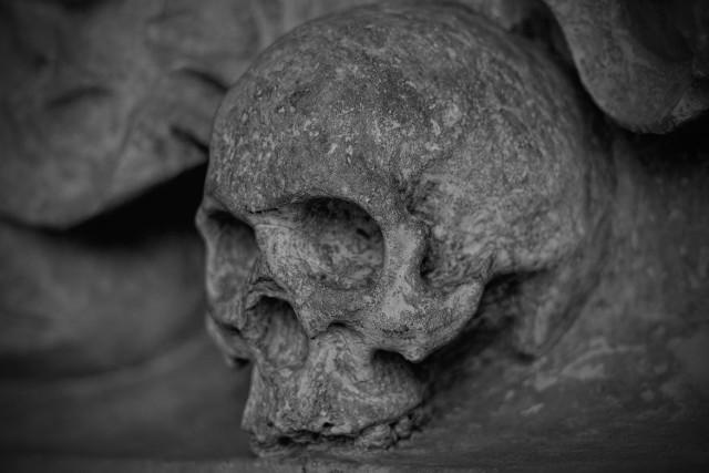 Przysionek śmierci zwany też domem zajmanych otwarto na cmentarzu na Wzgórzu św. Wojciecha