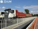 Most Żernicki znowu otwarty. Przez tydzień ruch wahadłowy