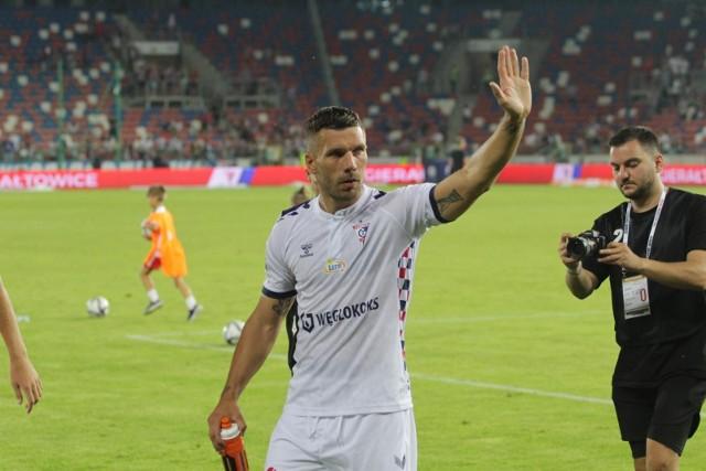 Lukas Podolski zakażony koronawirusem