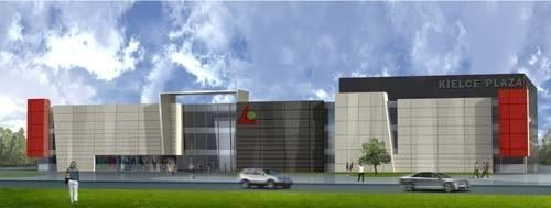 Tak ma wyglądać centrum handlowo - rozrywkowe Kielce Plaza