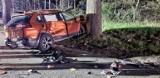 W wypadku pod Łodzią zginęło dwóch motocyklistów i pasażerka! ZDJĘCIA