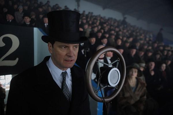 , czyli The Kings Speech to film 2010 roku. Najlepszy aktor to Colin Firth (na zdjęciu)