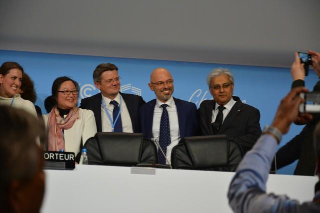Dokument końcowy szczytu klimatycznego ONZ COP24 w Katowicach podpisano w sobotę 15 grudnia 2018