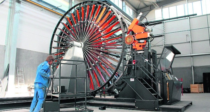 Niemiecka firma Rekers chce stawiać zakład pod OlszowąDotychczas w Olszowej ulokowała się m.in. firma Haba-Beton.