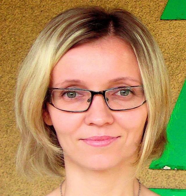 Beata Kopczyńska, ZUS Rybnik