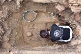 Kraków. Na Rakowicach IPN odnalazł szczątki prawdopodobnie czterech partyzantów [ZDJĘCIA]