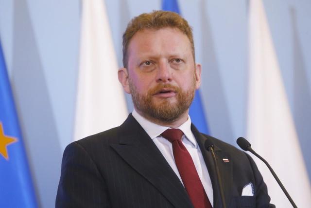 Za nami kolejna konferencja ministra zdrowia Łukasza Szumowskiego.