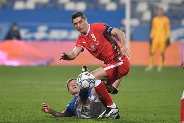 Robert Lewandowski może nie zagrać z Holandią