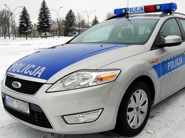 Przyczyny wypadku ustala policja