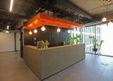 Katowice. Otwarcie biur City Space w biurowcu Face2Face. Wnętrza zaprojektowali znani architekci z Medusa Group z Bytomia