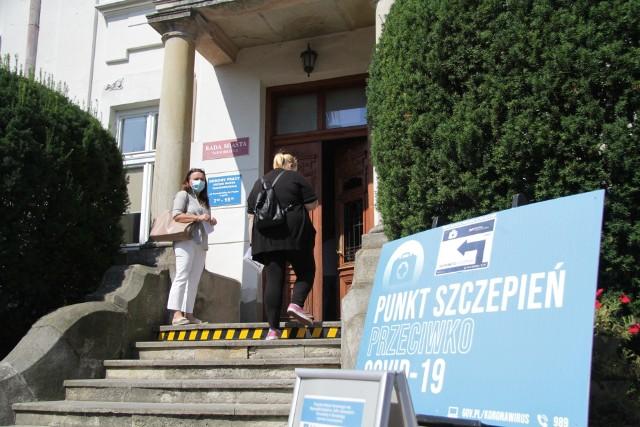 W niedzielę 19 września w Tarnobrzegu kolejna akcja szczepień przeciwko COVID-19, tym razem na osiedlu Przywiśle.