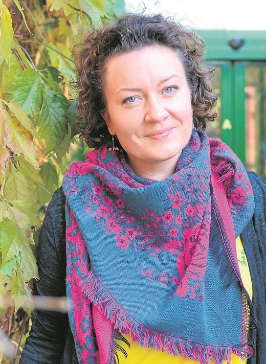 Agnieszka Kaluga prowadzi bloga, na którym opisuje historie pacjentów Hospicjum Palium.