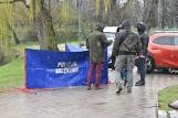 Zwłoki mężczyzny znaleziono w kieleckim Parku Miejskim. Policja bada sprawę