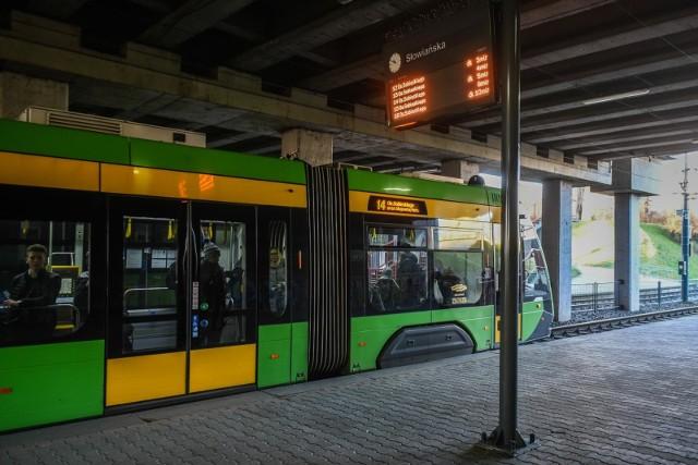 Od wtorku częściej niż poniedziałek kursują m.in. tramwaje linii nr 12 i 14.