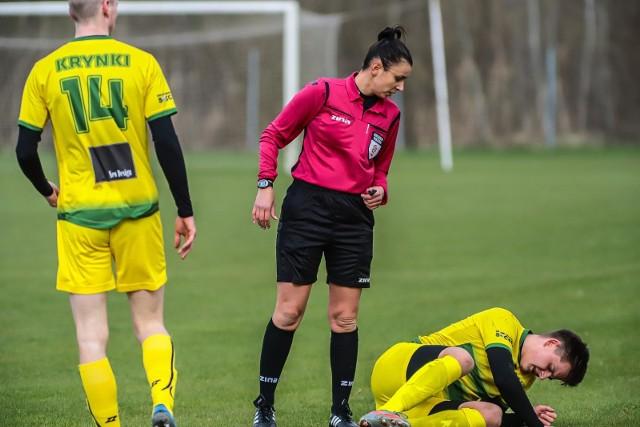 Trzy spotkania 24. kolejki Keeza Klasy Okręgowej kończyły się remisami 0:0. Także mecz Korony Dobrzyniewo z LZS Krynki