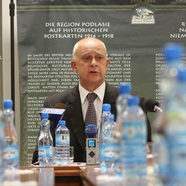 A chodzi o rozgrywki wewnątrz PO - mówi Marcin Pytel, prezes Forum.