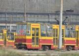Ukradli tramwaj z zajezdni przy Telefonicznej
