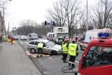 Fatalna sygnalizacja na skrzyżowaniu al. Jana Pawła II z ul.1 Maja w Kędzierzynie-Koźlu