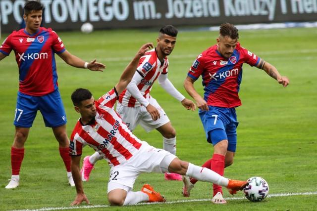 Cracovia jeszcze nie przegrała z Rakowem po powrocie częstochowian do PKO EkstraklasyZobacz kolejne zdjęcia. Przesuwaj zdjęcia w prawo - naciśnij strzałkę lub przycisk NASTĘPNE