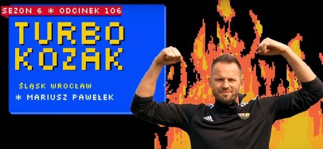 Mariusz Pawełek wystąpił w Turbokozaku
