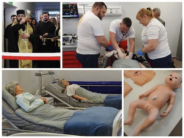 Otwarcie Centrum Symulacji Medycznej w Wyższej Szkole Medycznej w Białymstoku