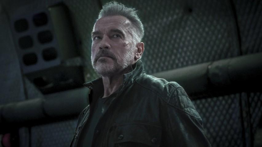 """Terminator to jeden z najważniejszych bohaterów amerykańskiego kina akcji. Już 8 listopada powróci na ekrany za sprawą premiery długo wyczekiwanego filmu """"Terminator: Mroczne przeznaczenie"""" Tima Millera.Zobacz kadry z filmu --->"""