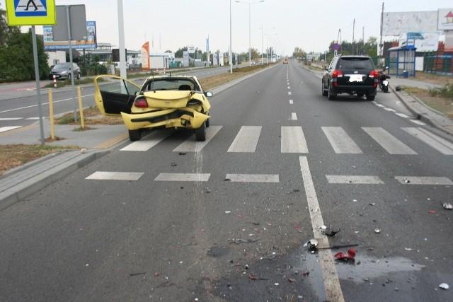 Do czterech wypadków z udziałem kierowców doszło w powiecie włocławskim.