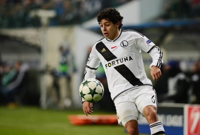 Guilherme nie zagra przeciwko Koronie.