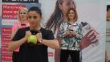 Beata Sadowska w Centrum Handlowym Forum w Gliwicach ćwiczyła z mieszkańcami WIDEO+ZDJĘCIA