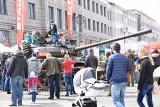 Rynek Kościuszki. MotoSerce 2016. Punkt krwiodawstwa i atrakcje dla całych rodzin (zdjęcia)